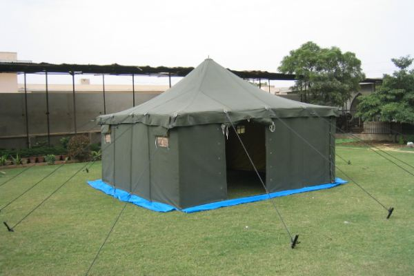 ARMY CENTRE POLE TENT & MILITARY TENTS | BNC